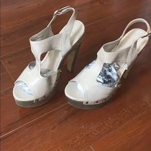 """""""Bakers"""" platform sandals"""